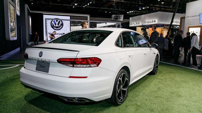 Volkswagen Passat 2020 ra mắt với diện mạo hoàn toàn mới - 14