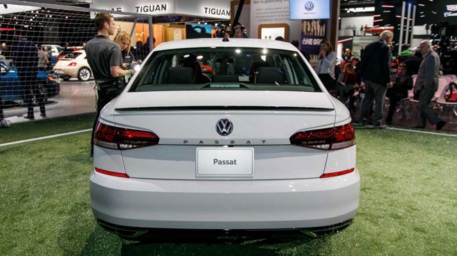 Volkswagen Passat 2020 ra mắt với diện mạo hoàn toàn mới - 15