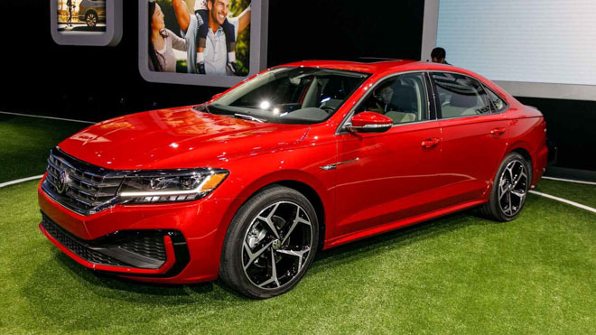 Volkswagen Passat 2020 ra mắt với diện mạo hoàn toàn mới - 2