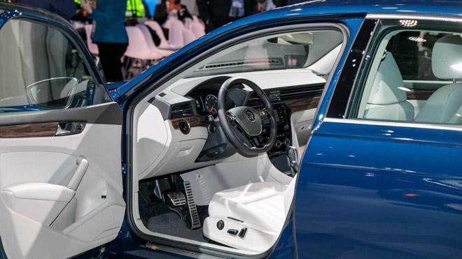 Volkswagen Passat 2020 ra mắt với diện mạo hoàn toàn mới - 9