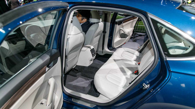 Volkswagen Passat 2020 ra mắt với diện mạo hoàn toàn mới - 10