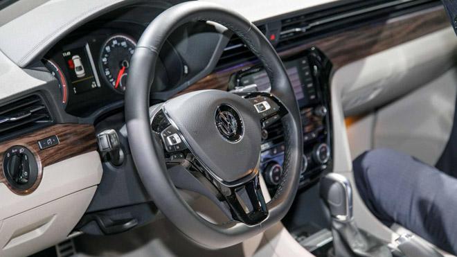 Volkswagen Passat 2020 ra mắt với diện mạo hoàn toàn mới - 8