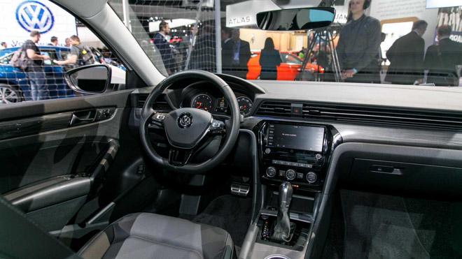 Volkswagen Passat 2020 ra mắt với diện mạo hoàn toàn mới - 7