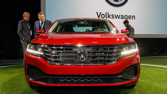 Volkswagen Passat 2020 ra mắt với diện mạo hoàn toàn mới - 3