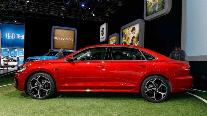 Volkswagen Passat 2020 ra mắt với diện mạo hoàn toàn mới - 5