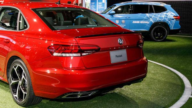 Volkswagen Passat 2020 ra mắt với diện mạo hoàn toàn mới - 6