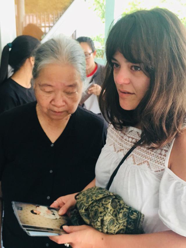 Cô gái Pháp gặp lại gia đình ở Vũng Tàu sau nhiều năm thất lạc - 9