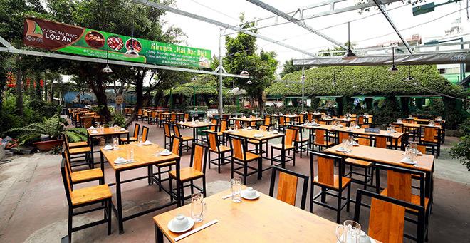 Vườn ẩm thực Lộc Ấn: Tinh hoa ẩm thực dê trứ danh - 1