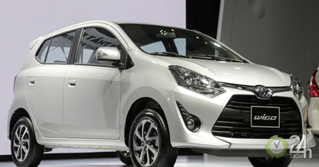 Mua xe Toyota Wigo 2019 với giá ưu đãi mới nhất tại đại lý