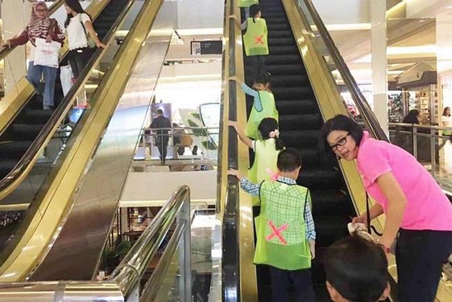 4 vị trí ở nơi mua sắm có thể khiến trẻ gặp nguy, cha mẹ phải chú ý kẻo hối hận - 2