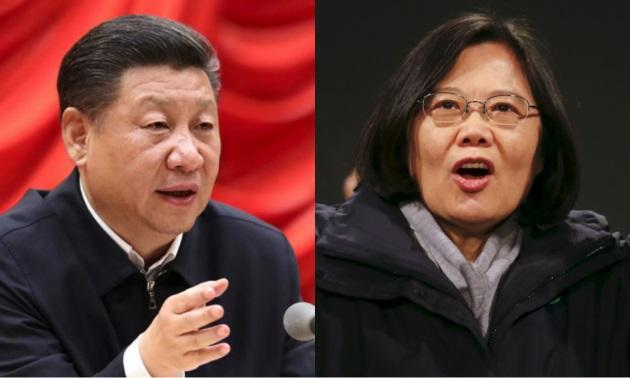 """Đài Loan tuyên bố """"rắn"""" trước sức ép từ Trung Quốc - 1"""