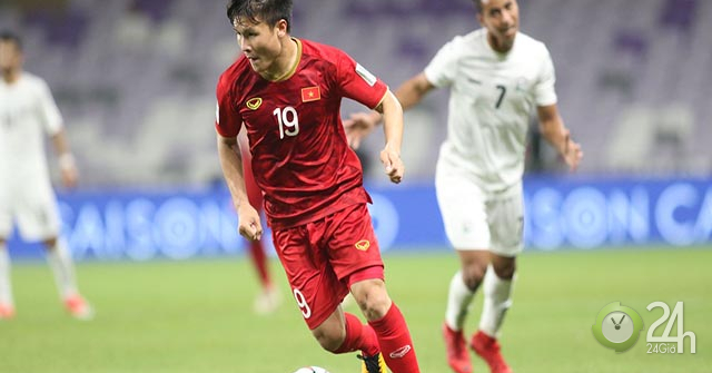 Quang Hải đưa ĐT Việt Nam vào vòng 1/8 Asian Cup: Quả bóng vàng tuyệt đỉnh