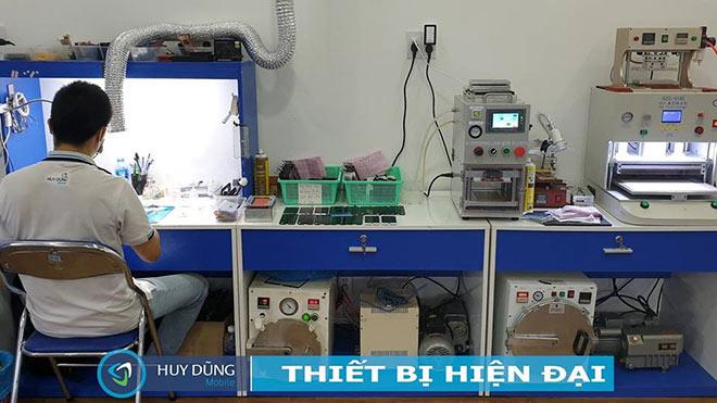 Huy Dũng Mobile – Trung tâm sửa chữa điện thoại uy tín, chất lượng - 2