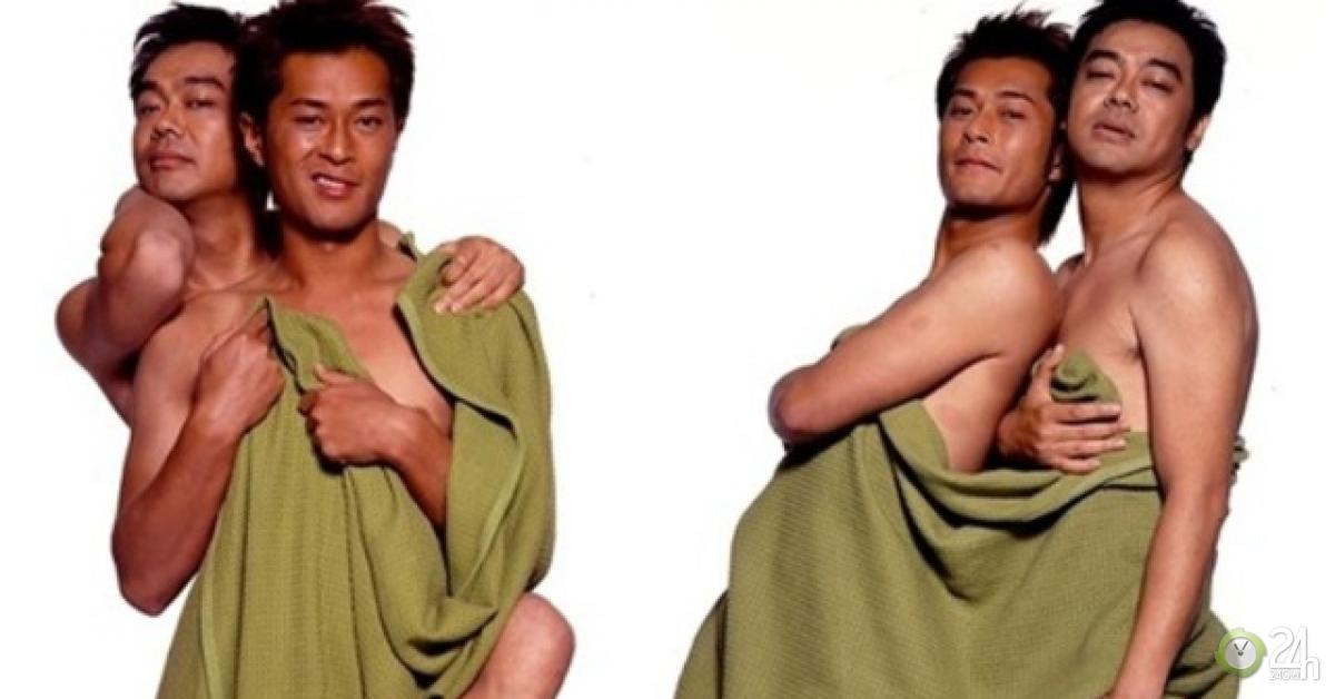 Dương Quá U50 siêu giàu gây sốc với loạt ảnh nhạy cảm cùng sao nam