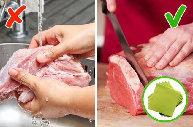 Không muốn rước bệnh vào người thì đừng rửa 5 loại thực phẩm này trước khi nấu - 3