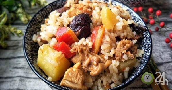 Món cơm lười khiến cả nhà ăn thun thút còn khen quá ngon