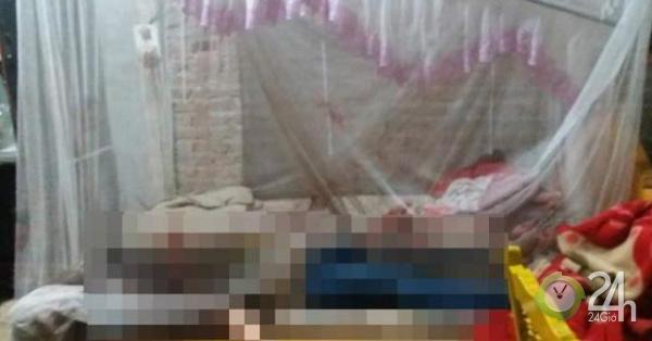 Vợ 9x bị chồng sát hại trên giường ngủ: Nghi vấn vợ không chiều, ghen tuông