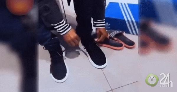 Hướng dẫn cách đi giày hiệu đúng kiểu