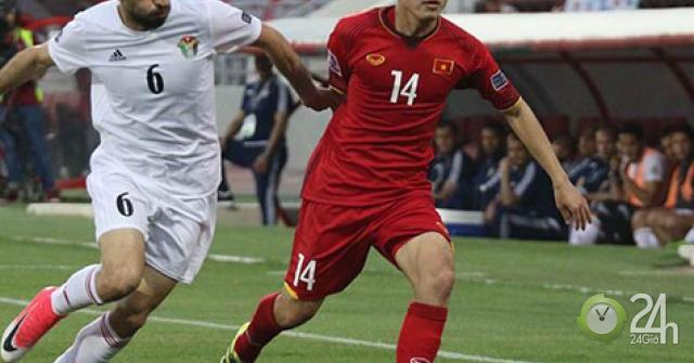 Tin nóng Asian Cup 19/1: Jordan chưa đấu Việt Nam đã nghĩ đến Nhật
