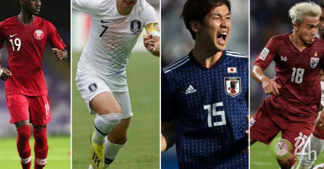 16 anh hào vào vòng 1/8 Asian Cup: 8 cặp đấu rực lửa như thế nào