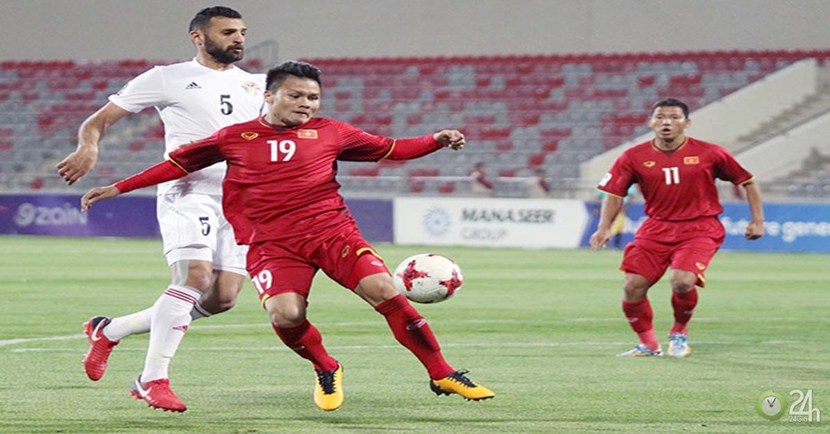 ĐT Việt Nam vào vòng 1/8 Asian Cup: Báo châu Á ngợi khen 5 chân chuyền siêu hạng