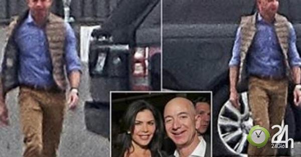 Tỷ phú giàu nhất thế giới lần đầu xuất hiện sau bê bối chat sex