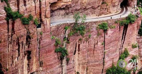 Không ai tin có tồn tại những ngôi làng dị thế này cho tới khi đến Trung Quốc