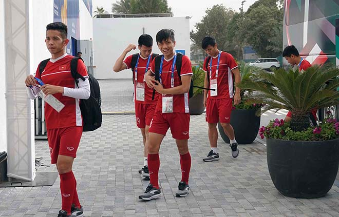 """HLV Park Hang Seo có hành động """"lạ"""" trước trận ĐT Việt Nam - Jordan - 1"""
