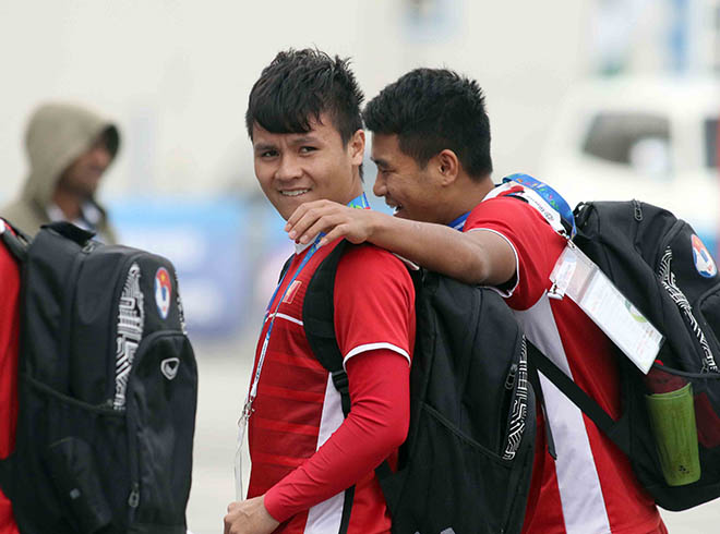 """HLV Park Hang Seo có hành động """"lạ"""" trước trận ĐT Việt Nam - Jordan - 11"""
