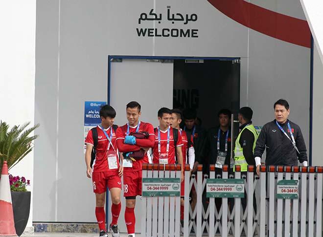 """HLV Park Hang Seo có hành động """"lạ"""" trước trận ĐT Việt Nam - Jordan - 6"""
