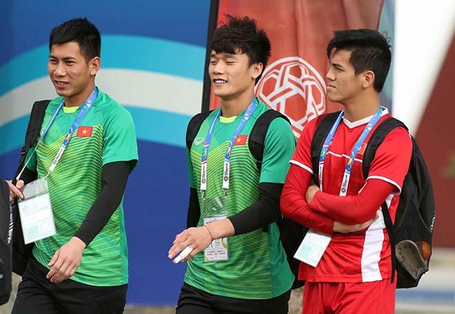 """HLV Park Hang Seo có hành động """"lạ"""" trước trận ĐT Việt Nam - Jordan - 9"""