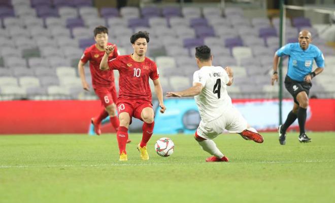 HLV Park Hang Seo là thần tài knock-out: Sáng cửa hạ Jordan vào tứ kết Asian Cup - 2