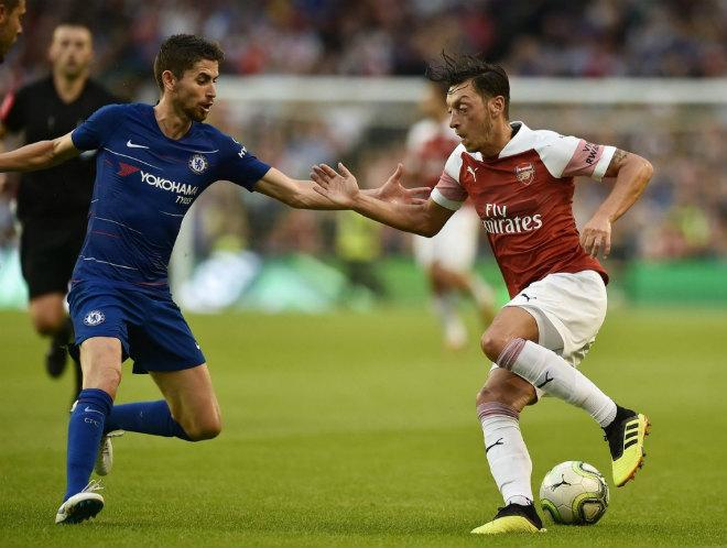 Arsenal – Chelsea: Nóng bỏng derby London tranh Top 4 - 1