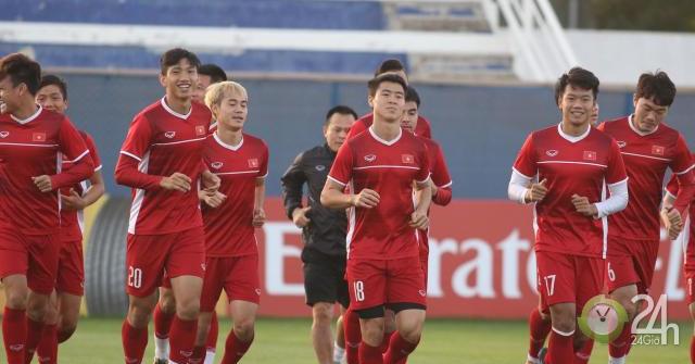 Tin nóng Asian Cup 20/1: 3 SAO Việt Nam nguy cơ bị treo giò