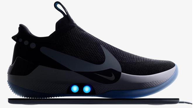 """Giày thông minh Nike dành cho những người """"lười"""" thắt dây - 1"""