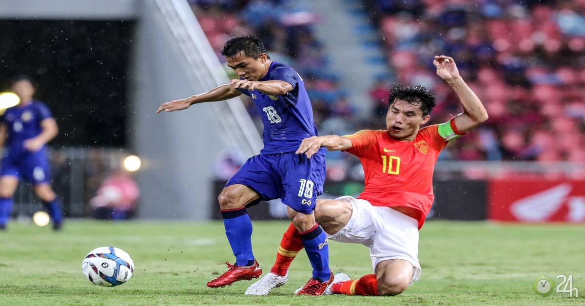 Nhận định bóng đá Asian Cup, Thái Lan - Trung Quốc: Cân tài cân sức, giành giật cơ hội