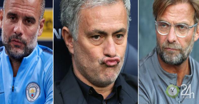 Tin HOT bóng đá sáng 20/1: Mourinho mượn Pep, Klopp đá xoáy MU