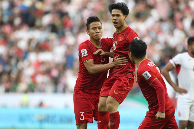 Việt Nam thắng nghẹt thở Jordan, gặp đội nào tứ kết Asian Cup 2019? - 1