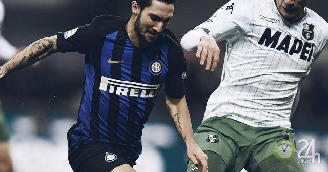 Inter Milan - Sassuolo: Bắn phá liên hồi, khung thành rung chuyển