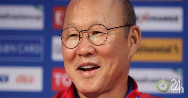 Trực tiếp họp báo ĐT Việt Nam - Jordan: HLV Park Hang Seo nói gì?