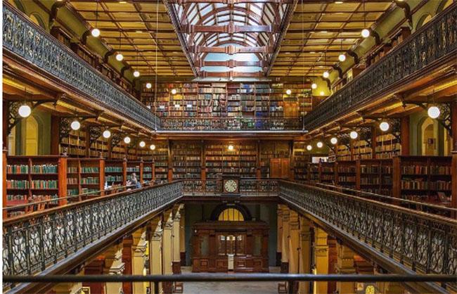 Lạc vào thế giới phù thủy cùng Harry Potter tại những thư viện huyền bí này - 5