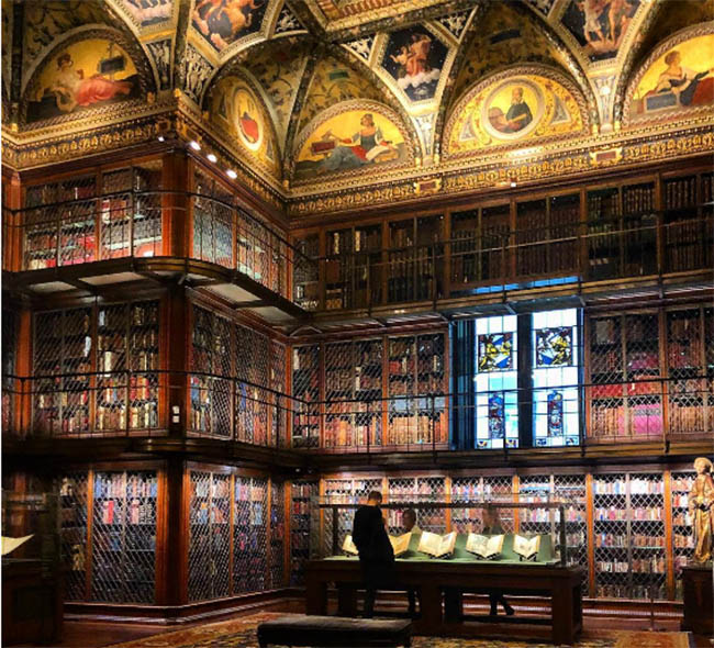 Lạc vào thế giới phù thủy cùng Harry Potter tại những thư viện huyền bí này - 8
