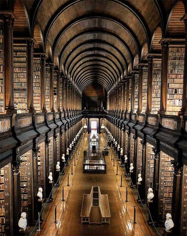 Lạc vào thế giới phù thủy cùng Harry Potter tại những thư viện huyền bí này - 9