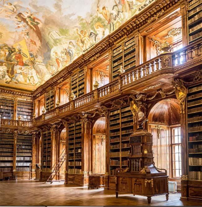 Lạc vào thế giới phù thủy cùng Harry Potter tại những thư viện huyền bí này - 6