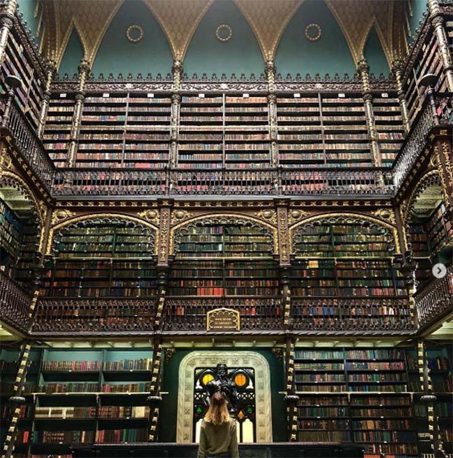 Lạc vào thế giới phù thủy cùng Harry Potter tại những thư viện huyền bí này - 4