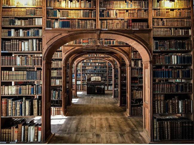 Lạc vào thế giới phù thủy cùng Harry Potter tại những thư viện huyền bí này - 7