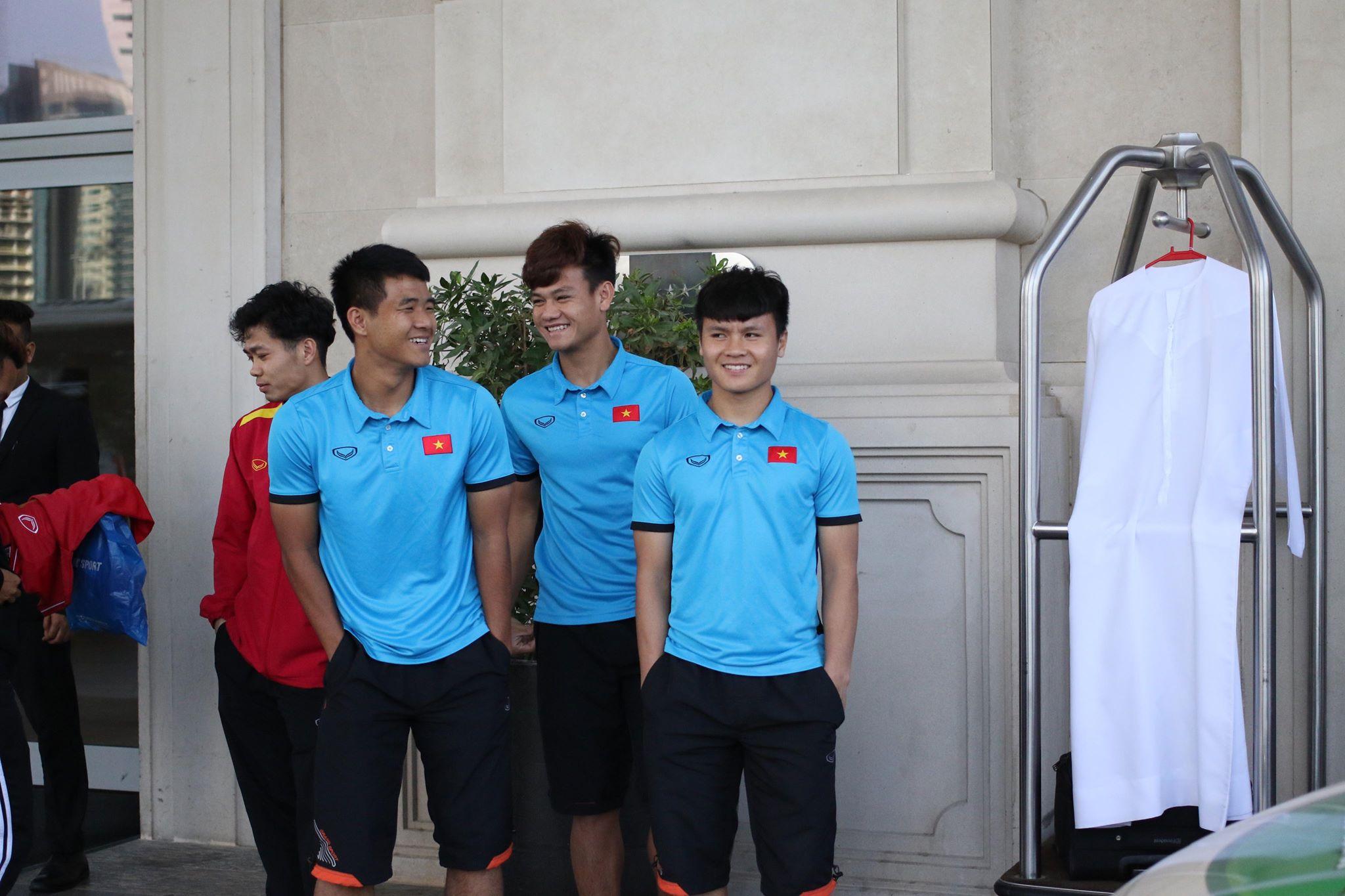 """Trước trận Tứ kết, tuyển Việt Nam được ở khách sạn sang trọng bậc nhất """"xứ sở dát vàng"""" - 1"""
