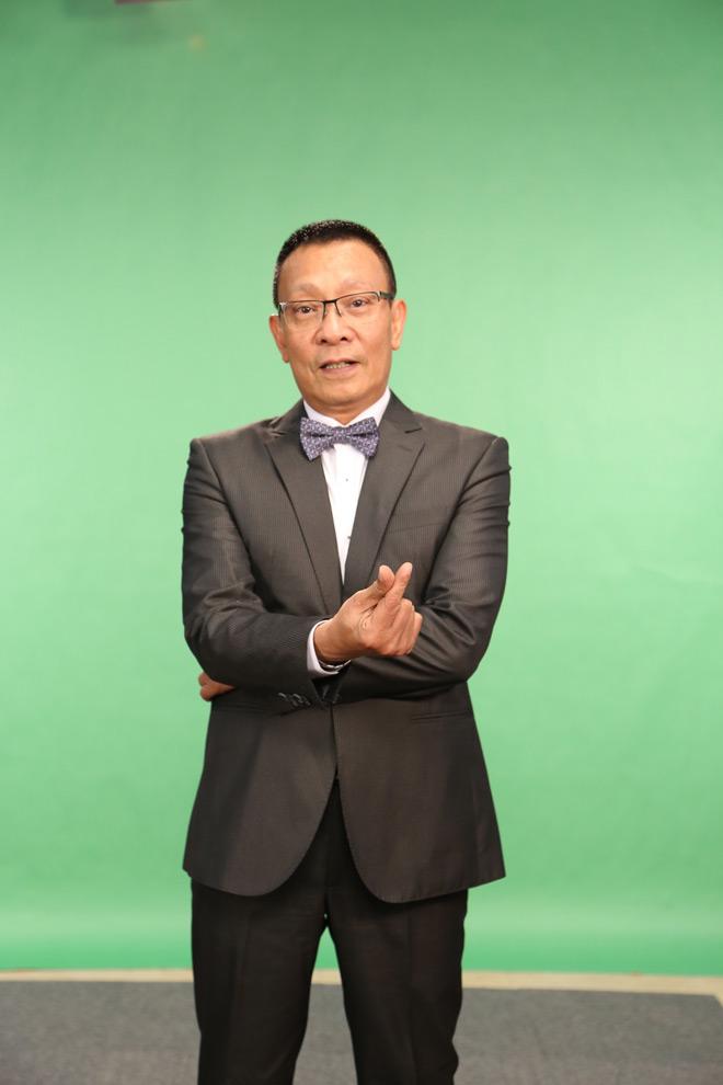 MC Lại Văn Sâm tiết lộ lý do HLV Park không có gì đáng lo ở Tứ kết - 1