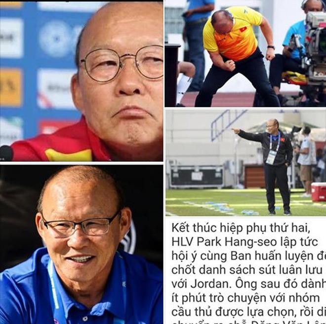 MC Lại Văn Sâm tiết lộ lý do HLV Park không có gì đáng lo ở Tứ kết - 2