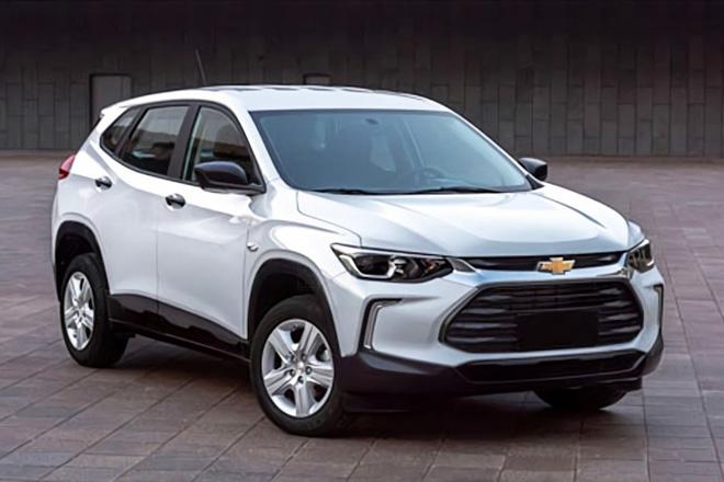 Khai tử Trax, Chevrolet sắp giới thiệu Tracker 2020 hoàn toàn mới tại Trung Quốc - 1